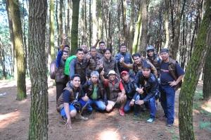 Universitas Terbuka Bikers Brother Hood (24--25 Desember 2014) Gunung Bunder, Bogor.