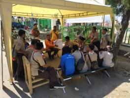 Pramuka di Lombok 3