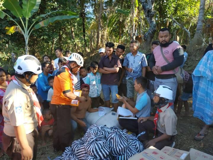 Pramuka di Lombok 6(1)
